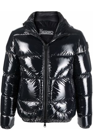 Herno Padded hood jacket