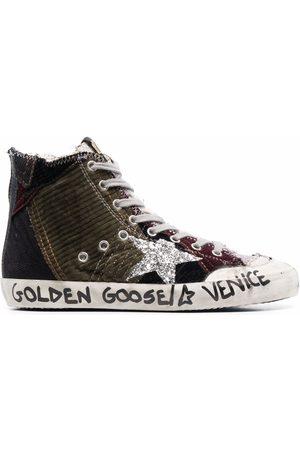 Golden Goose Women Sneakers - Francy Penstar high-top sneakers