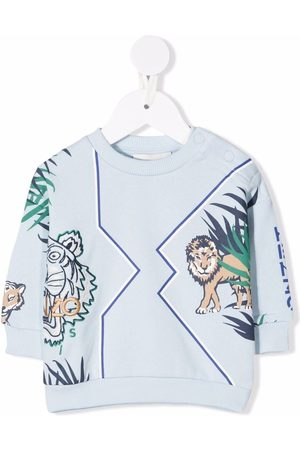 Kenzo Animal-print sweatshirt