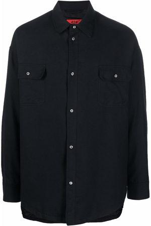 424 FAIRFAX Fairfax long-sleeve shirt jacket