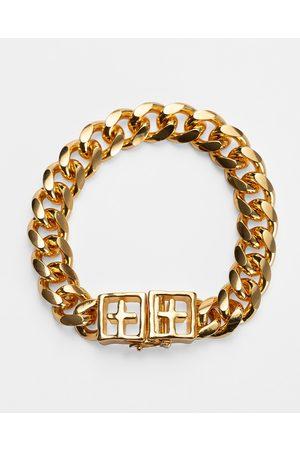 Ksubi 18K Dripps Mogul Bracelet - Jewellery (OSFA) 18K Dripps Mogul Bracelet