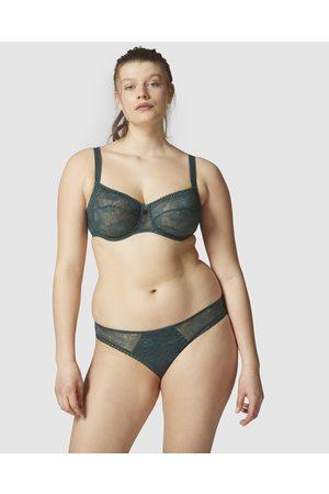 Simone Perele Swing Bikini Brief - Hipster Briefs (Agate ) Swing Bikini Brief