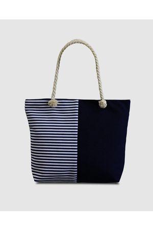 Morgan & Taylor Tahlie Bag - Beach Bags (Navy) Tahlie Bag