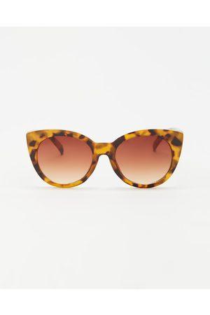 PETA AND JAIN Beatrix Sunglasses - Sunglasses (Tortoiseshell Frame & Faded Lens) Beatrix Sunglasses