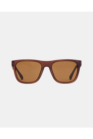 Otis Strike - Sunglasses (Matte Espresso) Strike
