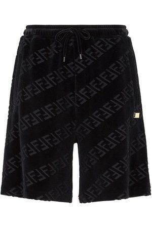 Fendi Velvet trousers