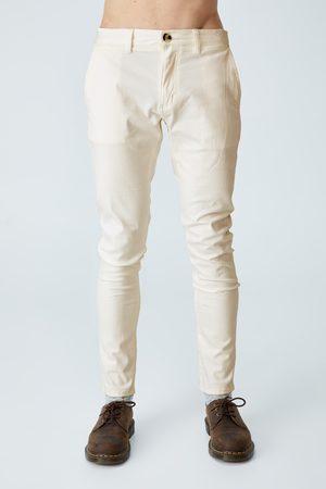 Cotton On Chinos - Skinny Stretch Chino - Bone
