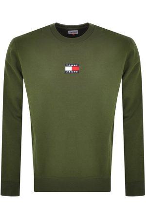 Tommy Hilfiger Logo Badge Sweatshirt