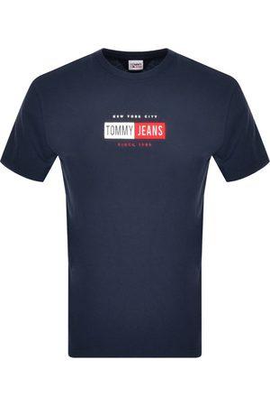 Tommy Hilfiger Men Short Sleeve - Timeless Logo T Shirt