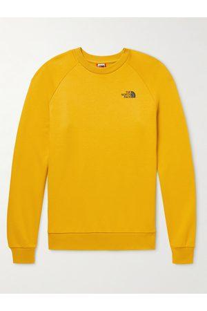 The North Face Logo-Print Cotton-Jersey Sweatshirt