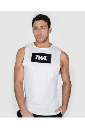 The WOD Life Box Print Tank - Muscle Tops Box Print Tank