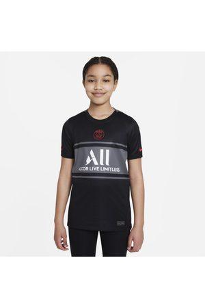 Nike Paris Saint-Germain 2021/22 Stadium Third Older Kids' Dri-FIT Football Shirt