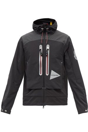 Moncler 1952 - Itabashi Logo-print Zipped Hooded Jacket - Mens