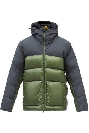Moncler Men Outdoor Jackets - 1952 - Akiruno Hooded Down Jacket - Mens