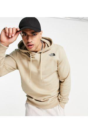 The North Face Men Hoodies - Zumu hoodie in Exclusive to ASOS-Brown