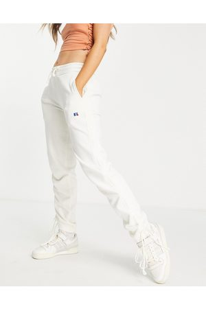 Russell Athletic Women Joggers - Trackies in cream-White