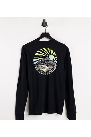 Element Balmore long-sleeved T-shirt in Exclusive to ASOS