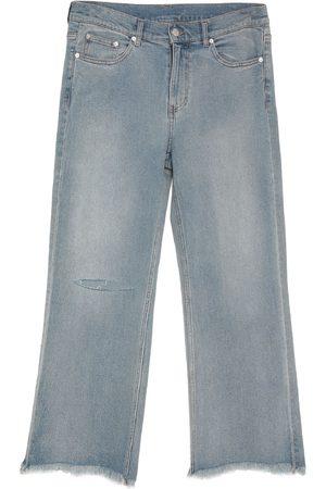 Cheap Monday Women Pants - Denim pants