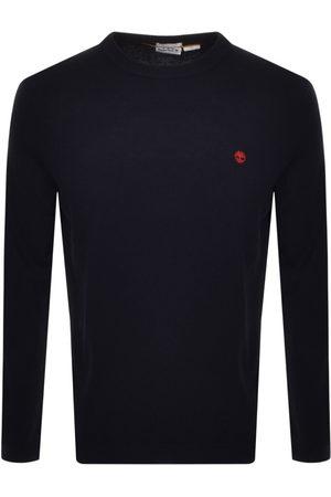 Timberland Men Sweaters - Merino Knit Jumper