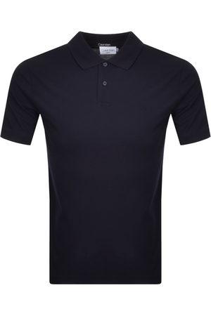 Calvin Klein Short Sleeved Polo T Shirt