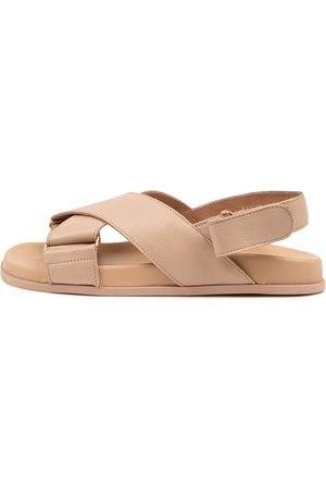 Mollini Haylow Mo Dk Nude Nude Sole Sandals Womens Shoes Casual Sandals Flat Sandals