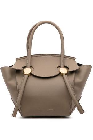 Proenza Schouler Women Tote Bags - Small Scalloped tote bag