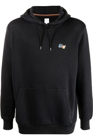 Paul Smith Abstract-print cotton-blend hoodie