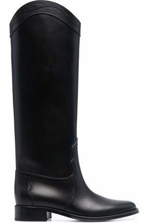 Saint Laurent Kate Chateau 30 boots