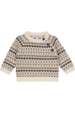 Tartine et Chocolat Baby knitted wool sweater