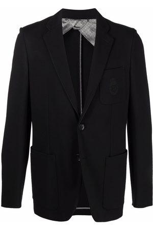 Billionaire Men Blazers - Tailored-fit single-breasted blazer
