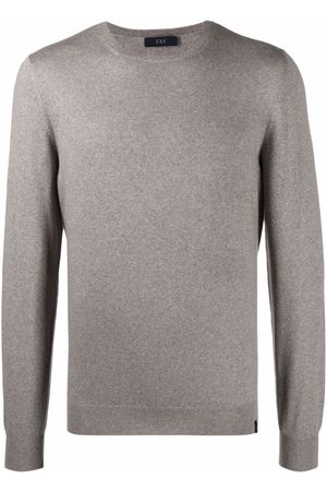 Fay Crewneck wool jumper