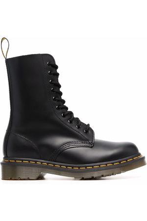 Dr. Martens 1490 lace-up combat boots