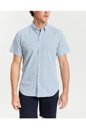 Van Heusen Men Casual - Cotton Check Casual Shirt - Casual shirts Cotton Check Casual Shirt