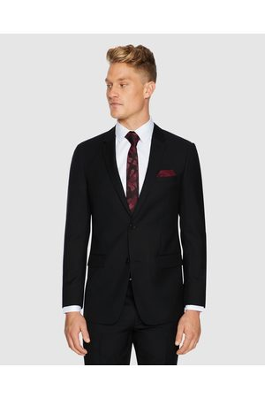 Tarocash Jax Slim Wool Suit Jacket - Suits & Blazers Jax Slim Wool Suit Jacket