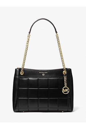 MICHAEL Michael Kors Women Shoulder Bags - MK Susan Medium Quilted Leather Shoulder Bag - - Michael Kors