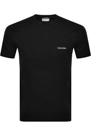 Calvin Klein Men Short Sleeve - Jeans Chest Logo T Shirt
