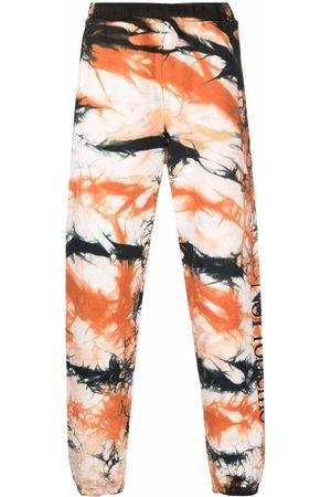Aries Tie-dye print trousers