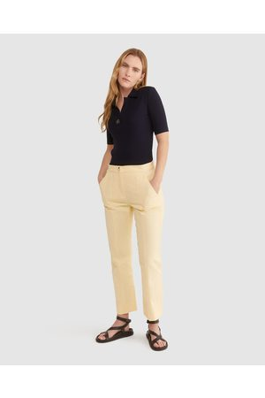 Sportscraft Women Polo Shirts - Deena Polo - Tops (Navy) Deena Polo