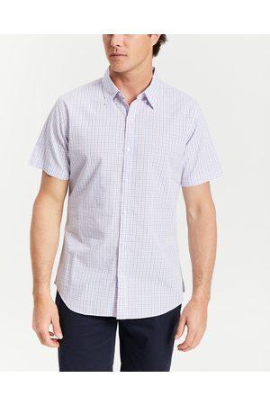 Van Heusen Cotton Check Casual Shirt - Casual shirts Cotton Check Casual Shirt