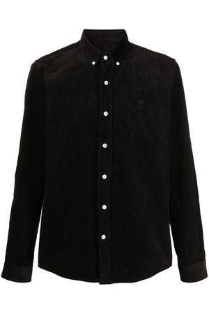 AMI Paris Men Business - Ami de Coeur button-down shirt