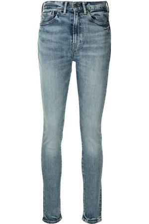Ralph Lauren RRL Women Skinny - High-waisted skinny jeans