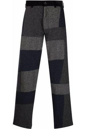 Comme Des Garçons Shirt Men Wide Leg Pants - Wide-leg trousers
