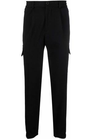 Manuel Ritz Men Skinny Pants - Mid-rise skinny trousers