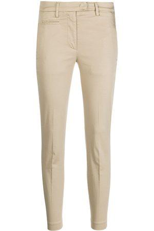DONDUP Women Skinny Pants - Slim fit trousers