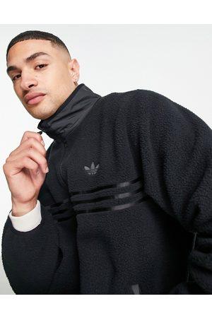 adidas Retro Revival' zip through fleece in