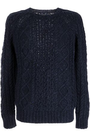 Polo Ralph Lauren Men Sweaters - Long-sleeve cable-knit jumper