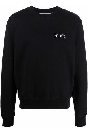 OFF-WHITE Hands Off logo sweatshirt
