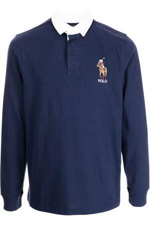 Polo Ralph Lauren Embroidered-design polo shirt