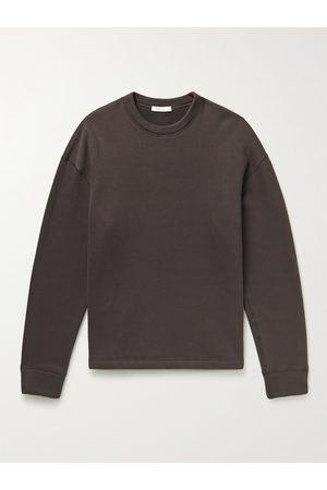 The Row Derovere Organic Cotton-Jersey Sweatshirt