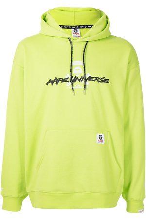 AAPE BY A BATHING APE Logo-print hoodie